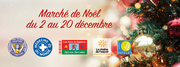 Marché de Noël au CHEM au profit d'associations caritatives