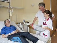 Vos droits et devoirs / Hospitalisation / Patients et visiteurs ...